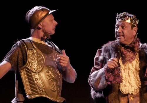 les Monty Python au théâtre de la Gargouille