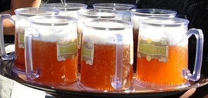 La bière au beurre alcoolisée