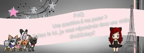 FAQ# Spécial 100 abonnés #1