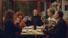 La Villa : Photo Ariane Ascaride, Gérard Meylan, Jean-Pierre Darroussin