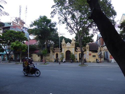 Encore un peu d'Hanoï Vietnam