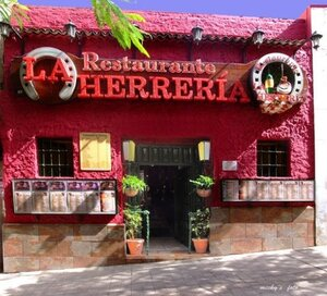"3ème visite au restaurant "" La Herreria "" à Puerto de La Cruz ..."