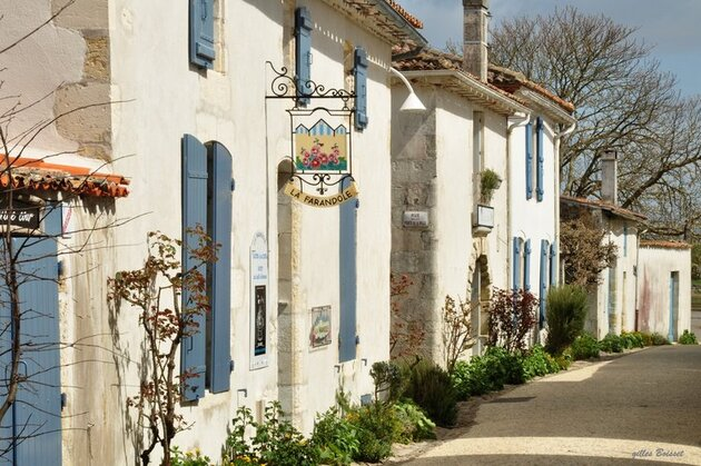 Talmont-sur-Gironde, Charente-Maritime