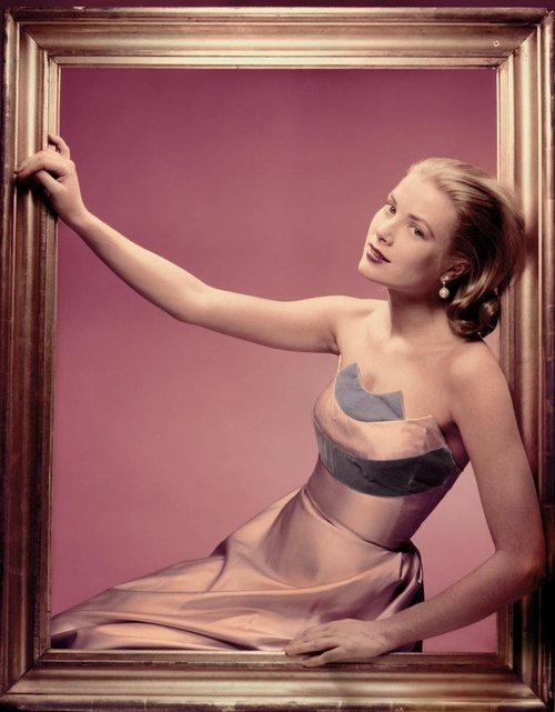 Grace Kelly!