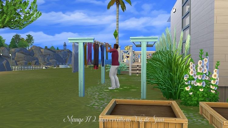 Petit Loft de bord des mers à Brindleton Bay #Sims4