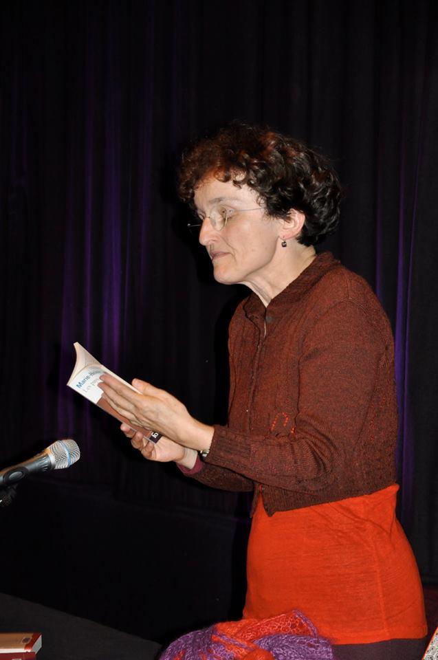 Rencontre avec Marie Hélène LAFON