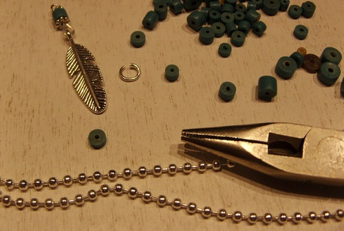 Création de bijoux country sur place