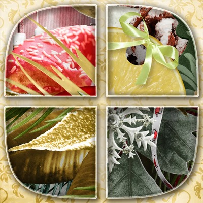 """Noel Gourmand"" by Xuxper Designs"