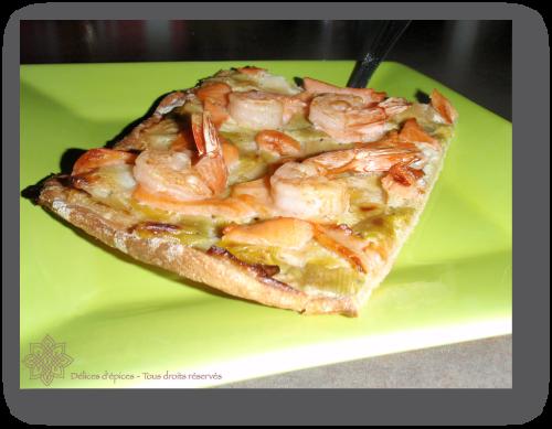 Pâte à pizza au piment d'Espelette