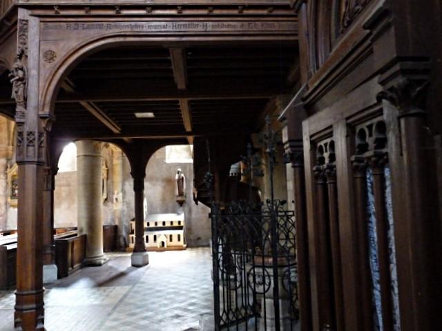 Gorze église Saint-Etienne 34 Marc de Metz 2001