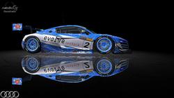 Team Audi R8 LMS Ultra Audi R8 LMS