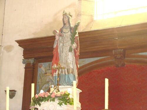 Sainte Reine...