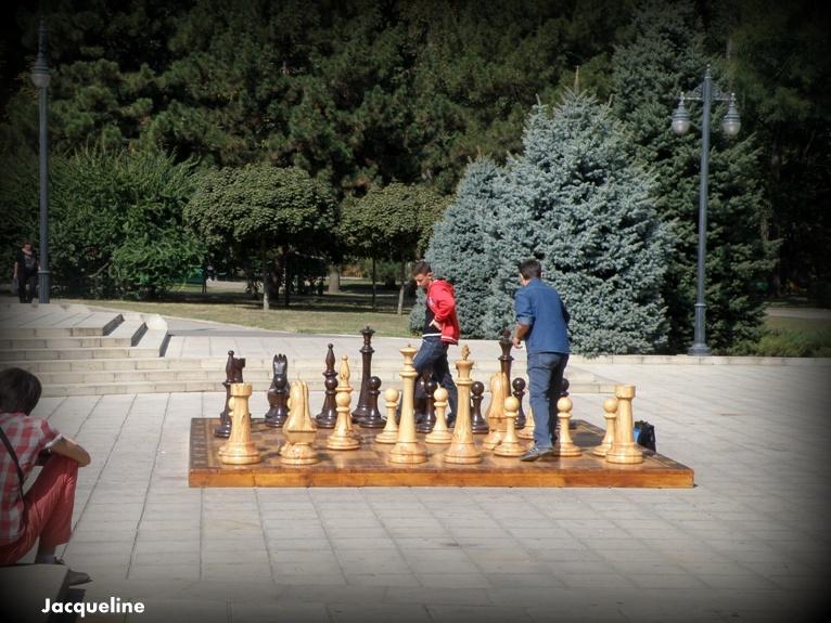 Grands échecs!