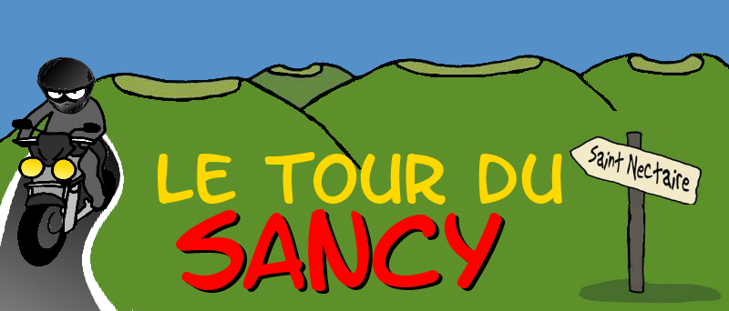 Balade à moto - Le tour du Sancy