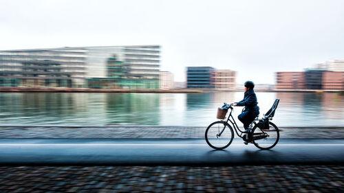 Vélo en ville : « Le futur, c'est de déplacer le plus de gens possible »