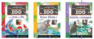 Premières lectures avec une saison au zoo