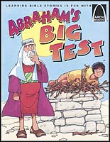 Abraham's Big Test - Arch Books