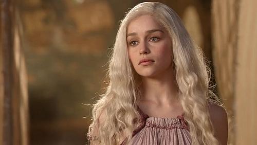 L'évolution du look de Daenerys