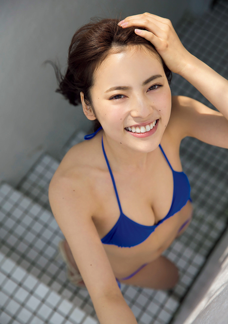 WEB Magazine : ( [Young Magazine Gravure Net] - Young Magazine - 2016 / N°23 - Sarii Ikegami )