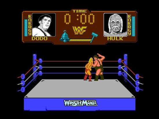 WWF Wrestlemania s