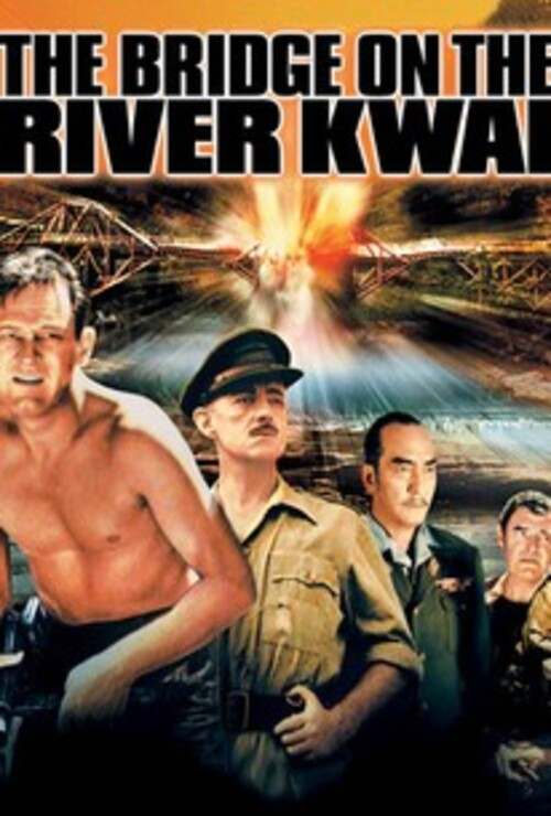 ARNOLD, Malcolm - Bridge on the River Kwai (1957)  (Musique de Film)