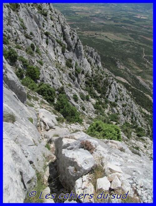 Ste Victoire, le Garagaï et le pas du Clapier