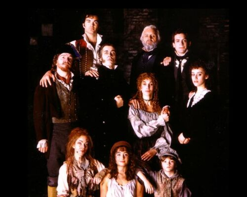 Original Cast Broadway  -Les Miserables - Colm Wilkinson
