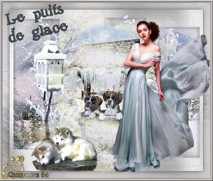 Le Puits de glace défi pour fée Capucine ,