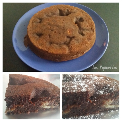 Le Bananier / The Banana Chocolate Cake
