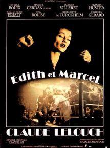 EDITH ET MARCEL BOX OFFICE FRANCE 1983