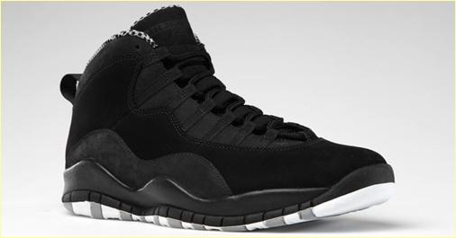"""Air Jordan X """"Stealth"""" Retro 2012"""