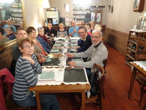 Les bords de Loire du 13 au 16 Mai 2018
