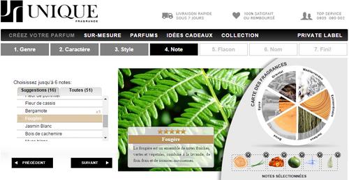 """""""Mélusine, l'esprit"""" nouveau parfum... Unique ! Ou comment créer son parfum sur-mesure ?"""