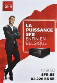 SFR anciennement numéricable est l'un des plus mauvais opérateurs télécom de Belgique