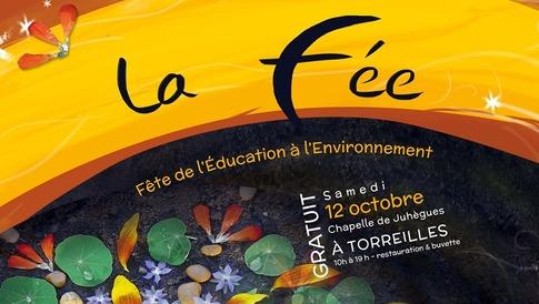 La Fée -Fête de l'Education à l'Environnement