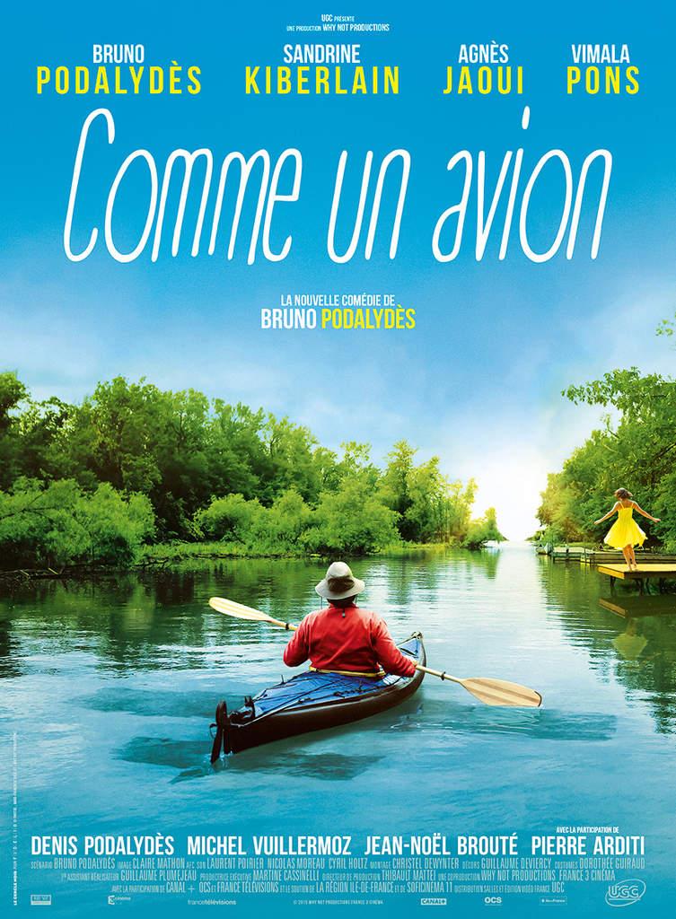 """Un film rafraîchissant : """"Comme un avion""""..."""