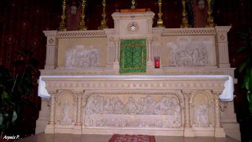 Eglise de Lanta en Lauragais  31570  (Sainte Germaine)