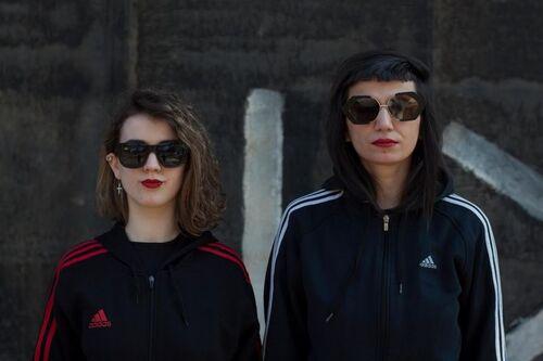 "4ème festival ""Mirëdita, dobar dan!"" with ""Tandem"" (Oda Haliti and Blerta Kosova)."