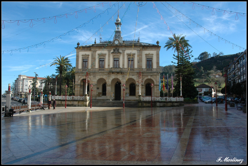 La mairie de villaviciosa