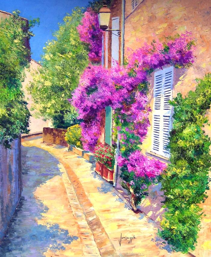 Préférence Peinture de : Jean Marc JANIACZYK - chezmamielucette SX55