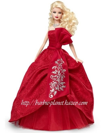 Barbie Holiday 2012