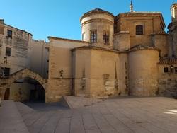 L'Espagne méridionale.
