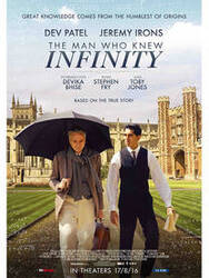 Affiche The Man Who Know Infinity