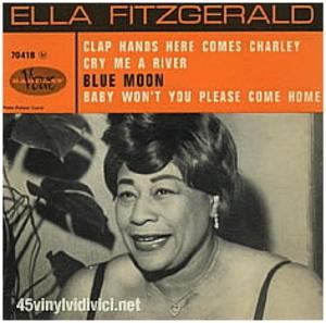 Ella Fitzgerald - Cry Me a River (1961)