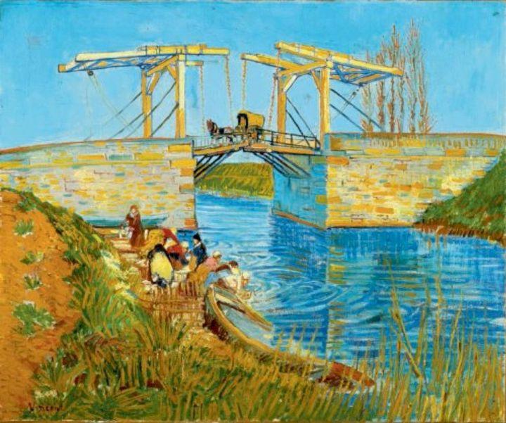 Vincent Van Gogh et tableaux.