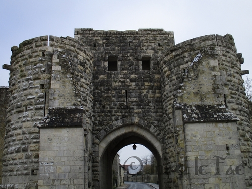 Porte St Jean