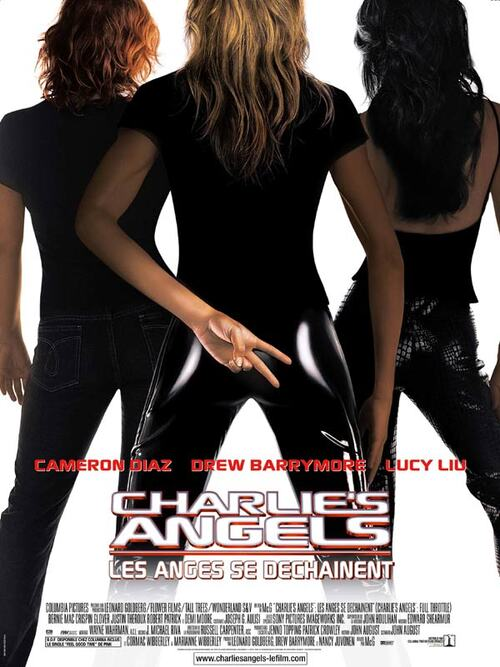 CHARLIE'S ANGELS BOX OFFICE FRANCE 2003
