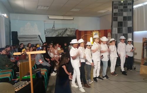 Spectacle : RAIPONCE 2018
