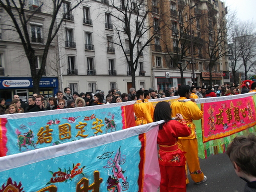 Nouvel an chinois