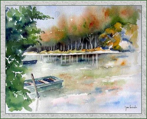 La peinture du jour